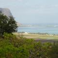 Mauritius -- Panorama mit Le Morne