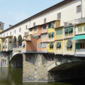Toskana -- Florenz, Ponte Vecchio