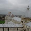 Pisa -- Blick vom Turm