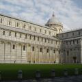 Pisa -- Seitenansicht des Doms