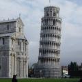 Pisa -- Campanile und Dom