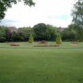 Dublin -- Park, Merrion Square
