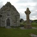 Clonmacnoise -- Klosteranlage