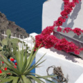 Santorin -- Imerovigli