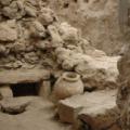 Santorin -- Ausgrabungen in Akrotiri