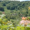 Rothenburg -- Blick ins Taubertal
