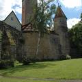 Rothenburg -- Hinter dem Burggarten