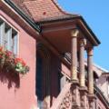 Lahr -- Aufgang Altes Rathaus