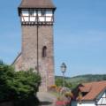 Gernsbach -- Storchenturm