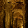 Toskana -- Abend in San Gimignano