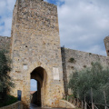 Toskana -- Monteriggioni