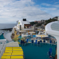 Aida -- an Deck in Madeira