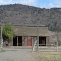 Hat Creek Ranch -- Scheune