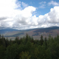 Wells Gray Park -- Blick vom Green Mountain Viewing Tower