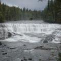 Wells Gray Park -- Dawson Falls