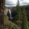 Wells Gray Park -- Helmcken Falls