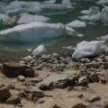 Jasper National Park -- Mount Edith Cavell, Gletschersee