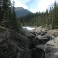 Icefields Parkway -- Mistaya Canyon