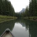 Banff National Park -- Kanutour auf dem Bow River