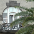 Gran Canaria -- Las Palmas - Jugendstilfassade