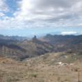 Gran Canaria -- Blick auf Teneriffa