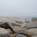 """Peggy's Cove -- Granitfelsen, """"Whalesback"""""""
