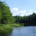 Kejimkujik National Park -- Seenlandschaft