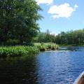 Kejimkujik National Park -- Kanutour, Mersey River