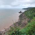 Hopewell Rocks -- Flut