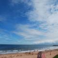 Prince Edward Island -- Roter Sand und Blauer Himmel