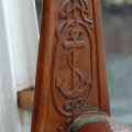 Halifax -- Maritime Museum, CSS Acadia, Detail
