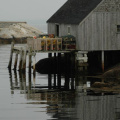 Peggy's Cove -- Morgenstimmung