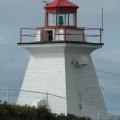 Cape Enrage -- Leuchtturm