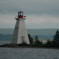 Cape Breton Island -- Baddeck - Leuchtturm
