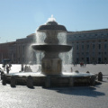 Petersplatz -- Brunnen