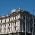 Piazza Repubblica -- Hausfassade