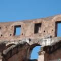 Kolosseum -- von innen Ausschnitt