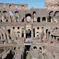 Kolosseum -- von innen