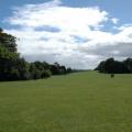 Kilkenny -- Park hinter dem Castle