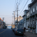 Halifax -- Straße des Halliburton House Inn