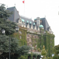 Vancouver Island - Victoria -- Empress Hotel