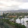 Gran Canaria -- Blick vom Hotel auf Playa del Ingles